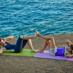 Partner Pilates in Hawaii