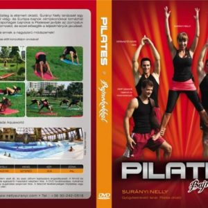 Pilates Bajnokokkal (DVD)