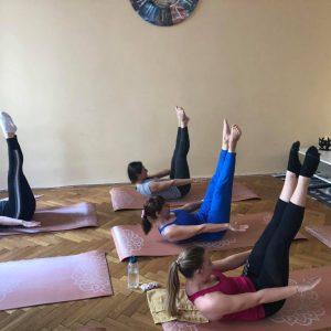 Pilates oktatói tanfolyam